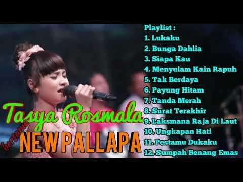 "Best Song Nostalgia Tasya Rosmala ""New Pallapa"" 1 Jam Non Stop Part 1"