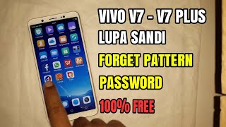 Vivo Y91C hard reset password new 2019..