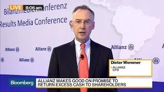 Allianz Plans $3.2B Share Buyback as 4Q Profit Climbs