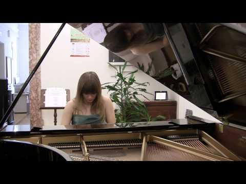 Anna Fedorova - Rachmaninov Prelude Op.32 N.12 In G Sharp Minor