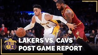 D'Angelo Russell Sets Another Lakers Franchise Record
