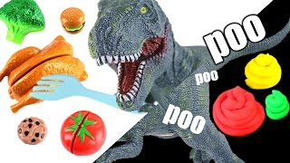 Learn Dinosaurs Name Sounds Dinosaurs - Learn Names Of Dinosaurs - #8 Dinosaur Poop