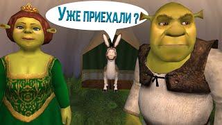 Прохождение игры Shrek 2: The game [#1] (Быдло - разбойники)