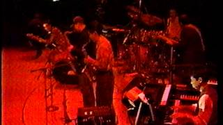 '91 Japan Jazz Aid 日野元彦(ds) 高水健司(b) 植松孝夫(ts) 藤陵...