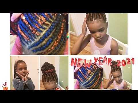 Do you know that my Mummy ogiolose can also make hair?  please watch this video and see 👀.