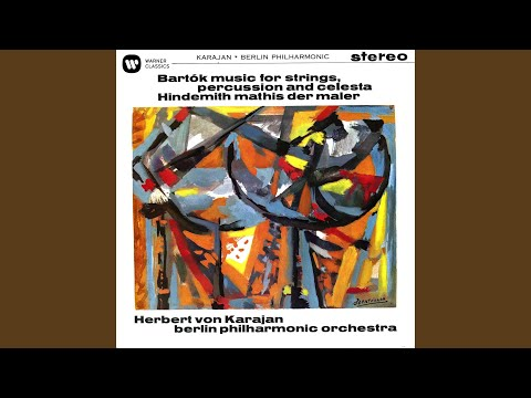 Music for Strings, Percussion and Celesta, Sz. 106: I. Andante tranquilo