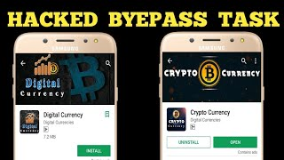 BYEPASS TASK HACKED ONLINE SCRIPT ( DIGITAL CURRENCY & CRYPTO CURRENCY )