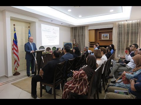 Round Table on Tourism Potential of the Republic of Uzbekistan