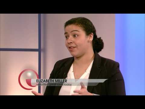 Elizabeth Miller (Great Lakes Today) on Ideas 12-19