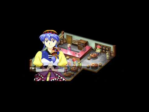 Let's Play-Review: Lunar Silver Star Harmony, Part 6 A Fake Coin.