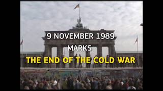 30th anniversary of the fall of the Berlin Wall and the Iron Curtain