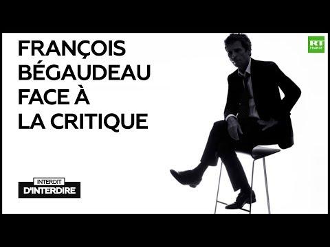 Interdit d'interdire : François Bégaudeau face à la critique