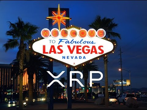 "Ripple XRP ""Unstoppable Tech"" And Crypto Goes To Las Vegas"
