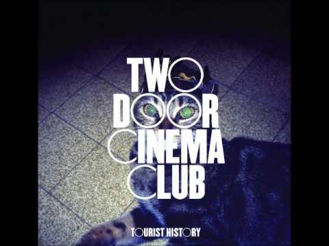 Undercover Martyn - Two Door Cinema Club