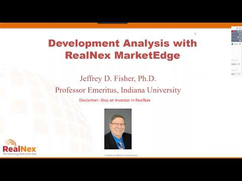 Development Analysis With MarketEdge