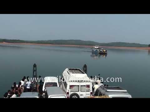 Ferry boats transpor