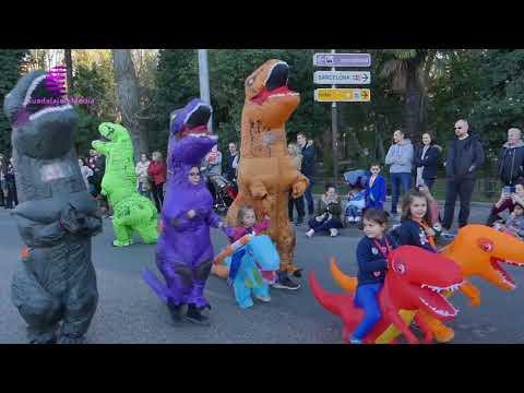 Desfile De Carnaval De Adultos 2020 Guadalajara
