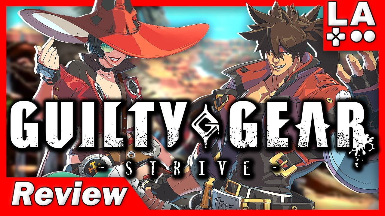 Guilty Gear -Strive- Review (PS4, PS5, PC) (Video Game Video Review)