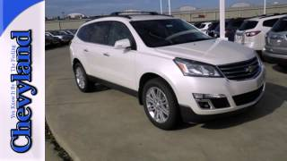 2014 Chevrolet Traverse Shreveport Bossier-City, LA #140777