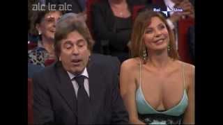 Alba Parietti - Sanremo