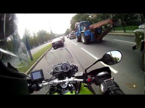 Moto Trip DE-UA-DE, Horlivka - Donetsk, Nr. 1