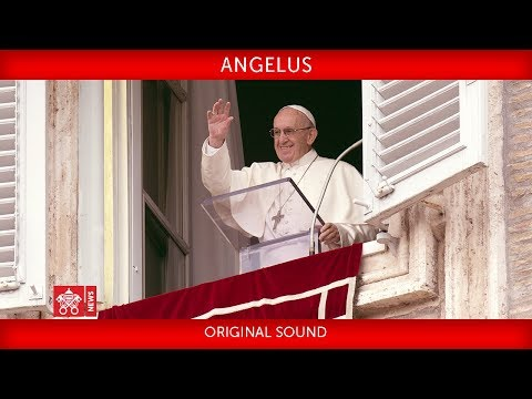 Pope Francis - Angelus prayer 2020-02-16
