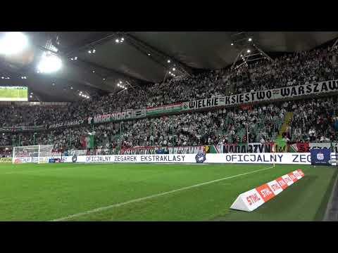 Nasza Legia najlepsza w Polsce jest