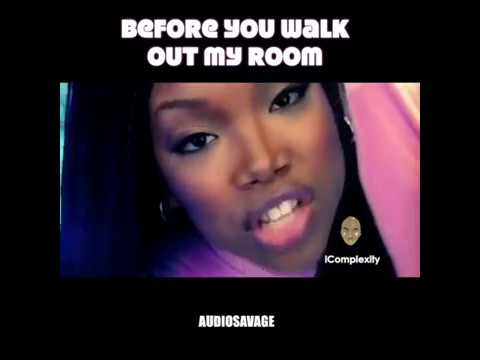 Before You Walk Out My Room - Brandy & Monica - iComplexity Mashup