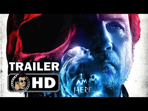 THE SHELTER Trailer #2 (2016) Michael Paré Horror Movie HD