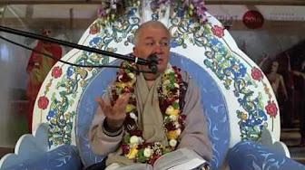 Шримад Бхагаватам 1.8.16-17 - Чайтанья Чандра Чаран Прабху