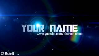 [Updated 2013] Free Sony Vegas pro 10 11 12 Template intro By Mr.EmO