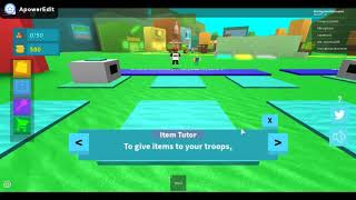 Roblox | All Code - Army Control Simulator | Duy Hoang Gaming Channel