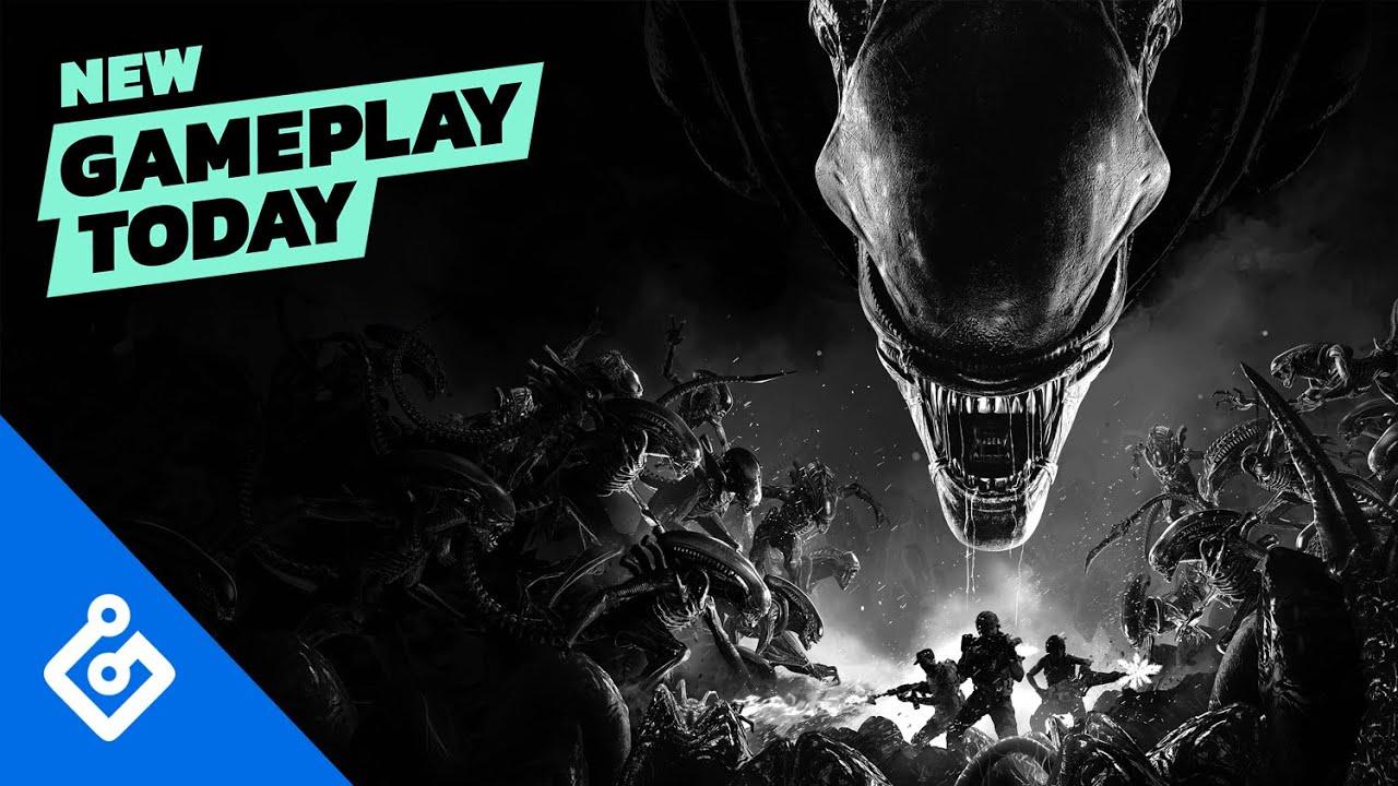 Aliens: Fireteam Elite – New Gameplay Today