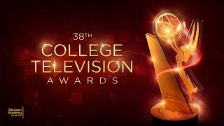 The 38th College Television Awards