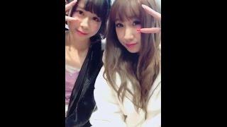 20170115 LINELIVE 原宿駅前パーティーズ 2 谷野有沙(ふわふゎ) 上原...
