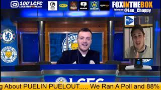 Chelsea Vs Leicester Preview With 100%Chelsea @100PctChelsea & VARDY pissed off !