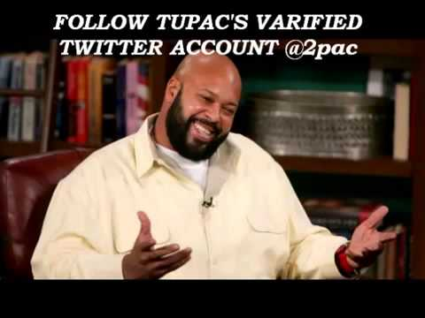 Suge knight admits Tupac is alive and well