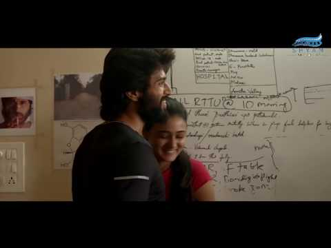 #Arjun Reddy Movie Kissing Scenes Reh | Vijay Deverakonda | Shalini | Radhan | Bhadrakali Pictures