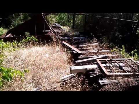 Exploring a Lost, Abandon, Gold Mine. California Ghost Mine
