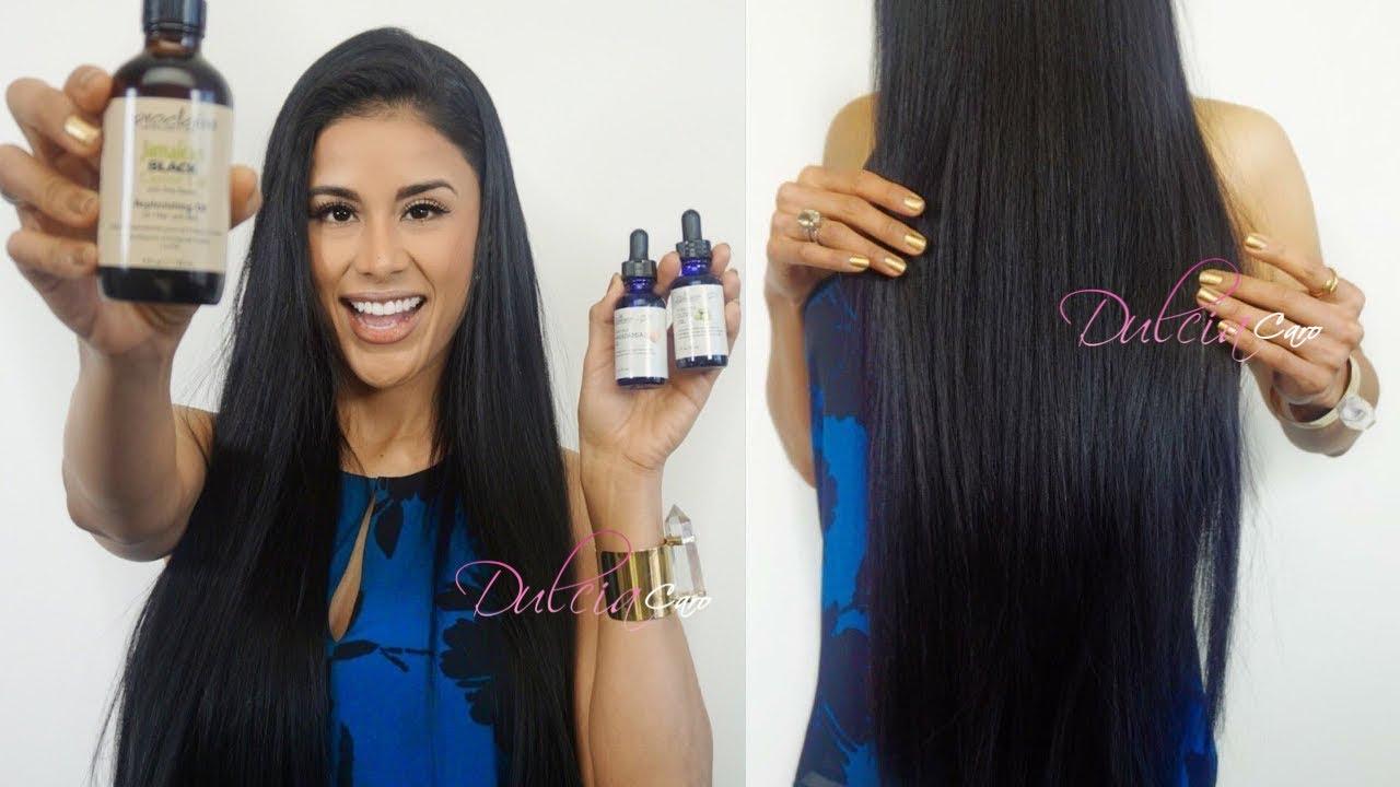 aceite de jojoba para hacer crecer el cabello