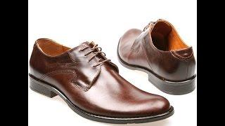 Мужские ТУФЛИ - кожа - 2016 / Men's Shoes - Leather(Мужские Туфли - кожа. Кутюрье предлагают стильную мужскую обувь. Классический дизайн применяется в 80 % изде..., 2016-03-07T11:51:23.000Z)