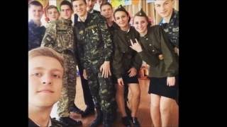 Вінниця 22 школа 11-Б клас. Відео для випуску 2016 р