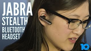 REVIEW: Jabra Stealth -BEST Bluetooth Headset