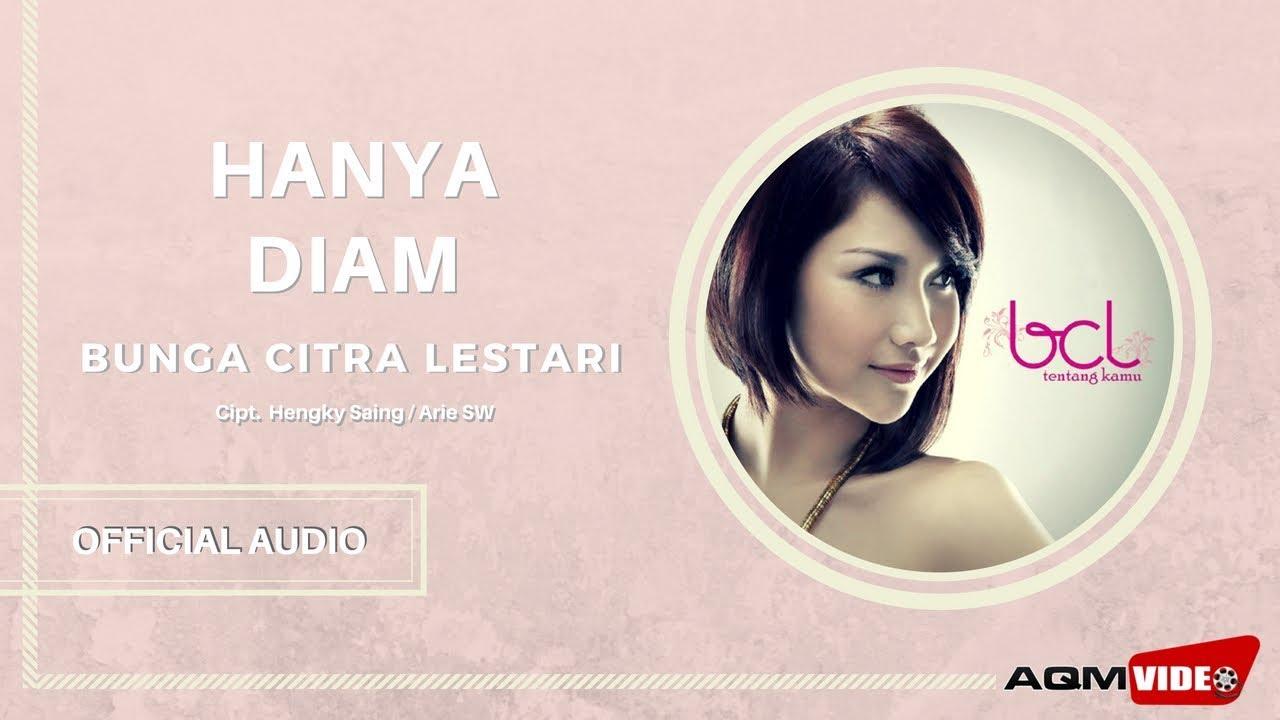 Bunga Citra Lestari - Hanya Diam   Official Audio