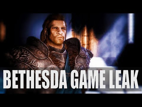 New BETHESDA GAME Leaked!  I Found Additional Information!
