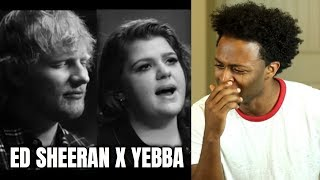 Gambar cover Ed Sheeran - Best Part Of Me (feat. YEBBA) **I CRIED😭** REACTION/COVER!!