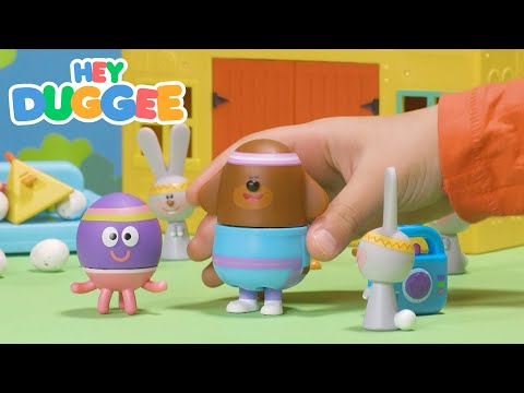 The Omelette Badge toy story - Hey Duggee