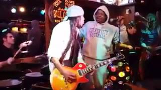 Superstition with Bobby Brown - Maui Sugar Mill Saloon Jam