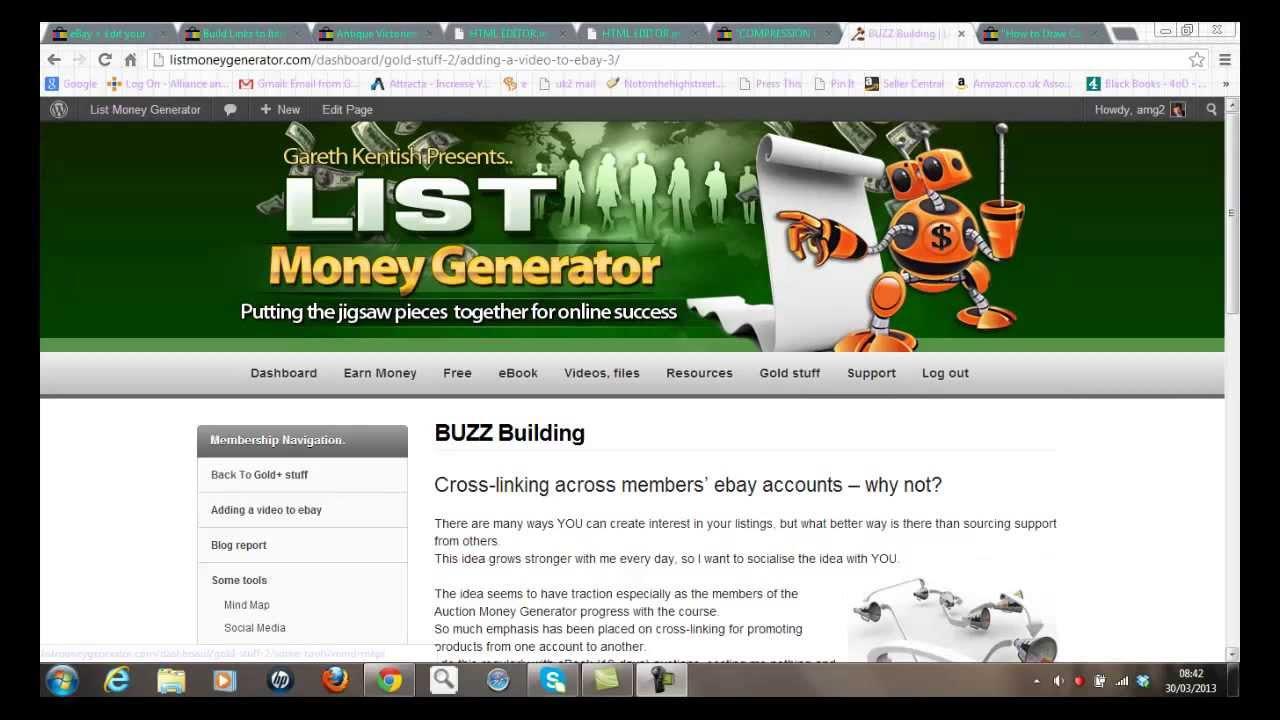 Ebay Money Generator