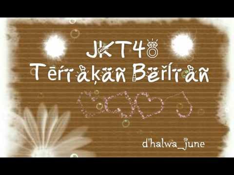 《LIRICS》JKT48 ~ OOGOE DIAMOND [TERIAKAN BERLIAN]